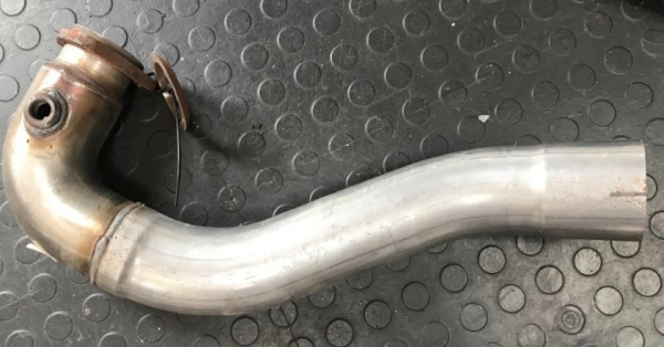 Saab 900 Classic 3inch down pipe new