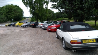 Ebor Saab Navigation Run 14.7.19_13