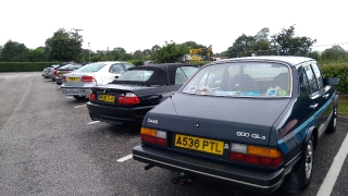 Ebor Saab Navigation Run 14.7.19_1