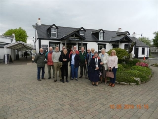 Ebor Saab Scottish Mystery Weekend May 2019_2