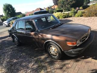 New Member - Saab 99 GLE_1