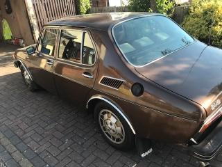 New Member - Saab 99 GLE_2
