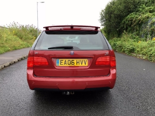Saab 9-5 Dame Edna - Check Website Colour Swatch Available_1