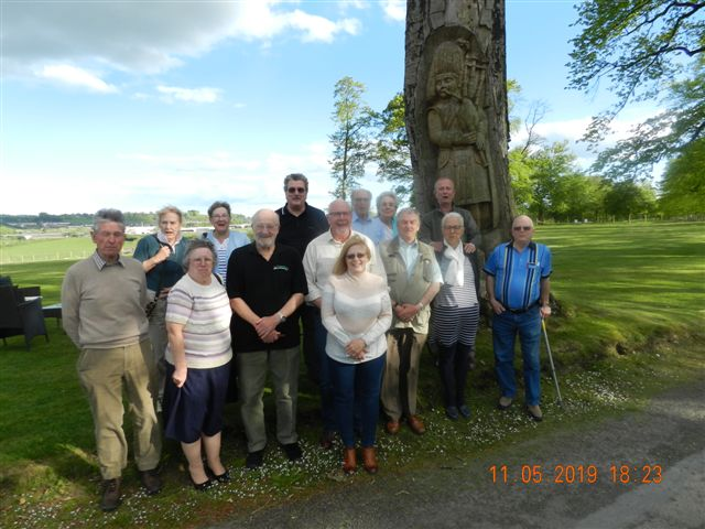 Ebor Saab Scottish Mystery Weekend May 2019_10
